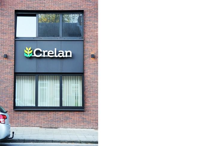 Agence bancaire Crelan